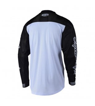 Μπλούζα MX Troy Lee Design GP Air Raceshop White