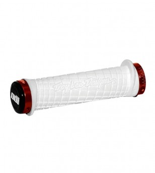 Grips Ποδηλάτου Troy Lee Designs ODI White - Red