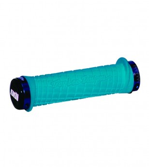 Grips Ποδηλάτου Troy Lee Designs ODI Turquoise - Blue
